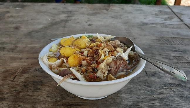 Bakso Ayam Kuliner Tersembunyi Asli Rembang