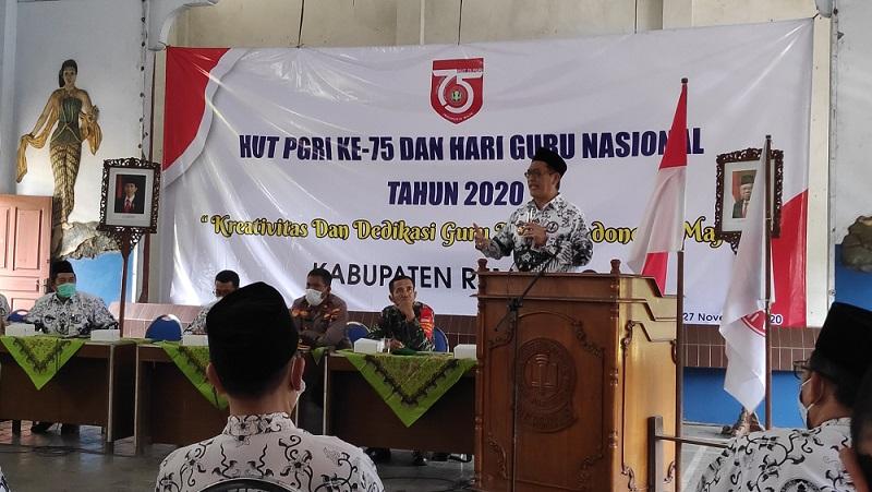 GTT Rembang Diharapkan Bisa Diproteksi BPJS Ketenagakerjaan
