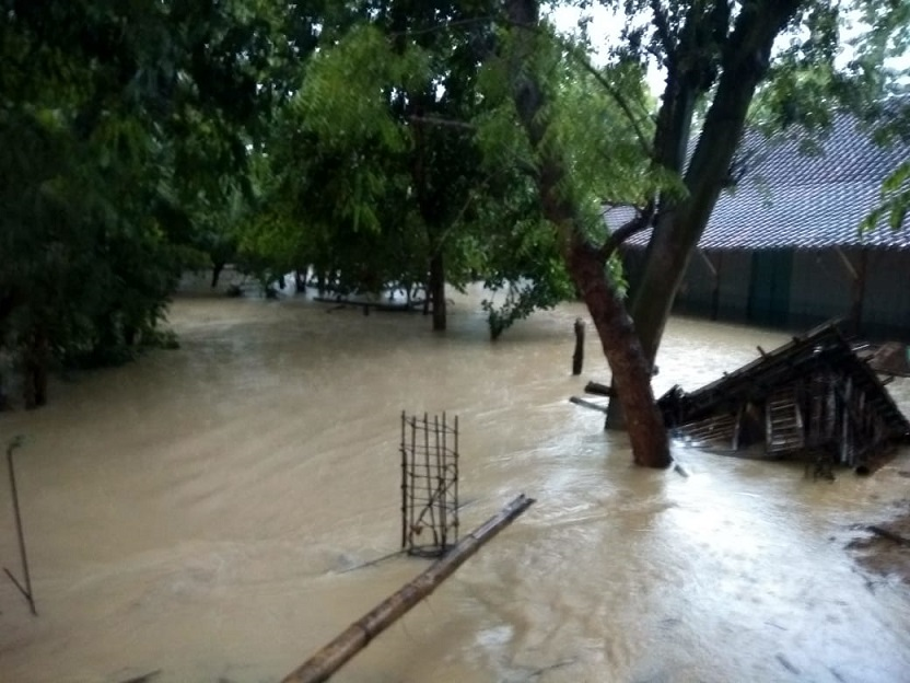 Penyebab Pemukiman Warga Kecamatan Kota Rembang Terendam Banjir