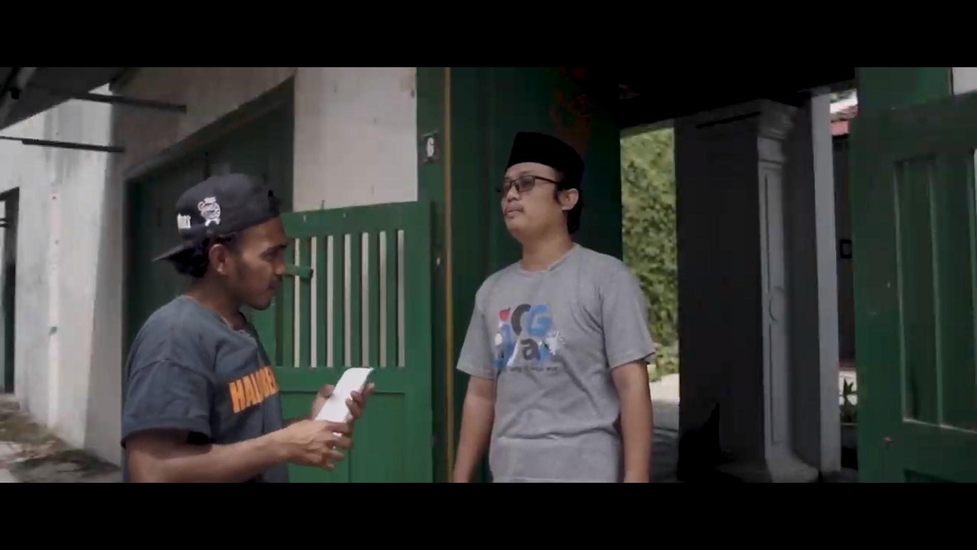 Jaga Silaturahmi Antar Umat Beragama di Rembang, FKUB Luncurkan Film Tepang Kajat