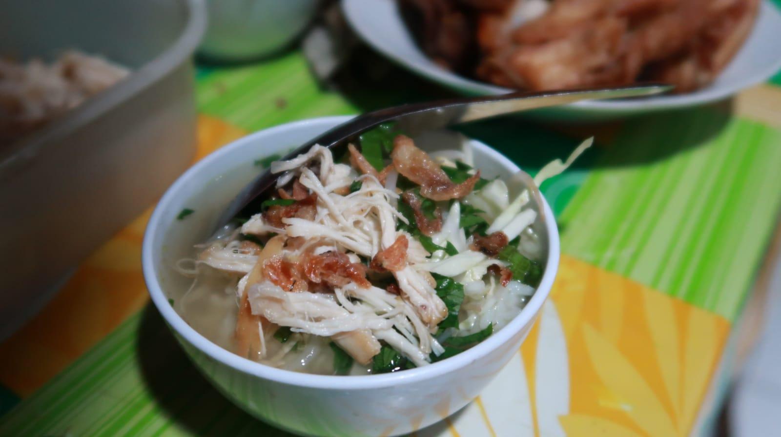Kuliner Soto Termurah seKabupaten Rembang, Harga Cuma Rp. 1000