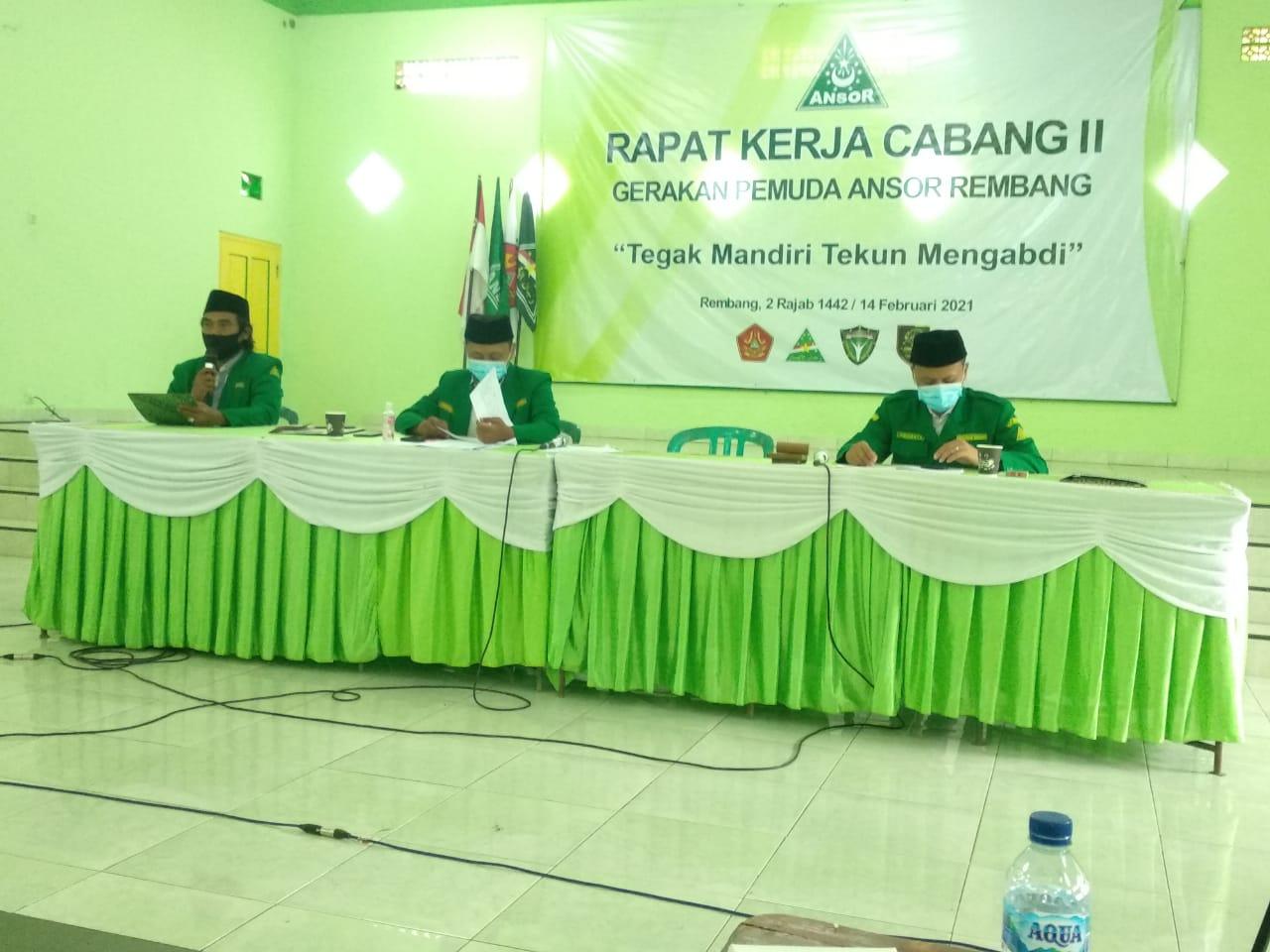 GP Ansor Rembang Dirikan Lembaga Bantuan Hukum Ansor