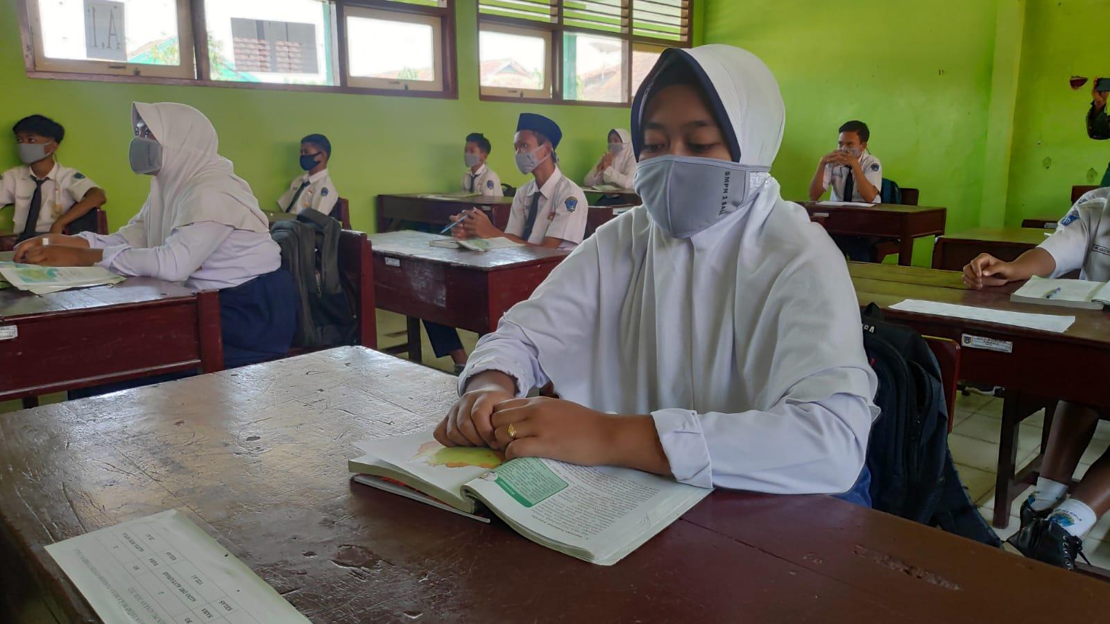 Alasan Pembelajaran Tatap Muka Belum Bisa Dilaksanakan di Rembang