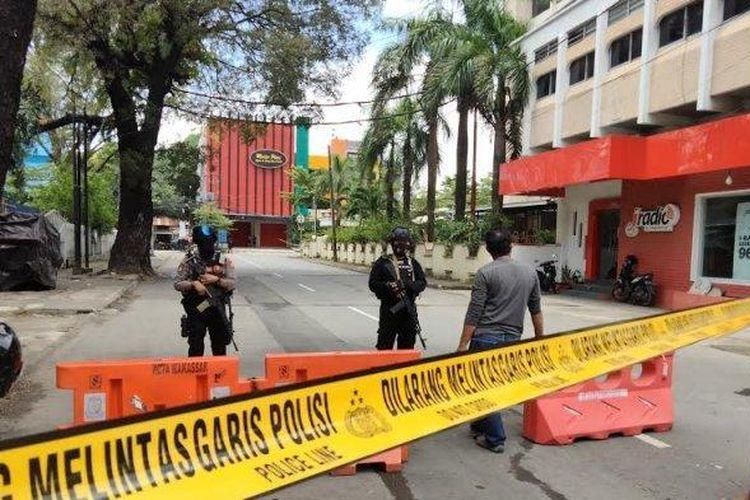 Wabup Rembang Mengutuk Aksi Keji Teror Bom di Gereja Katedral Makassar
