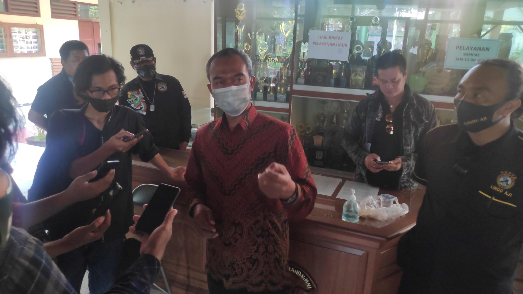 Kepala Dindikpora Rembang Beberkan Inisial Oknum Kejaksaan Negeri Abal-abal