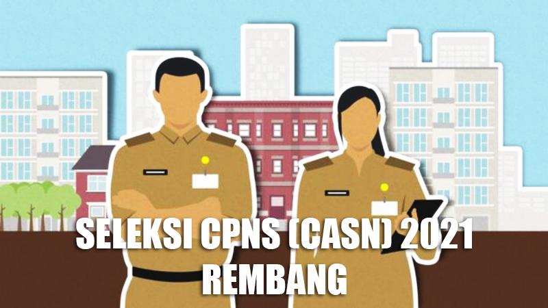 Pemkab Rembang Buka 926 Formasi Perekrutan ASN