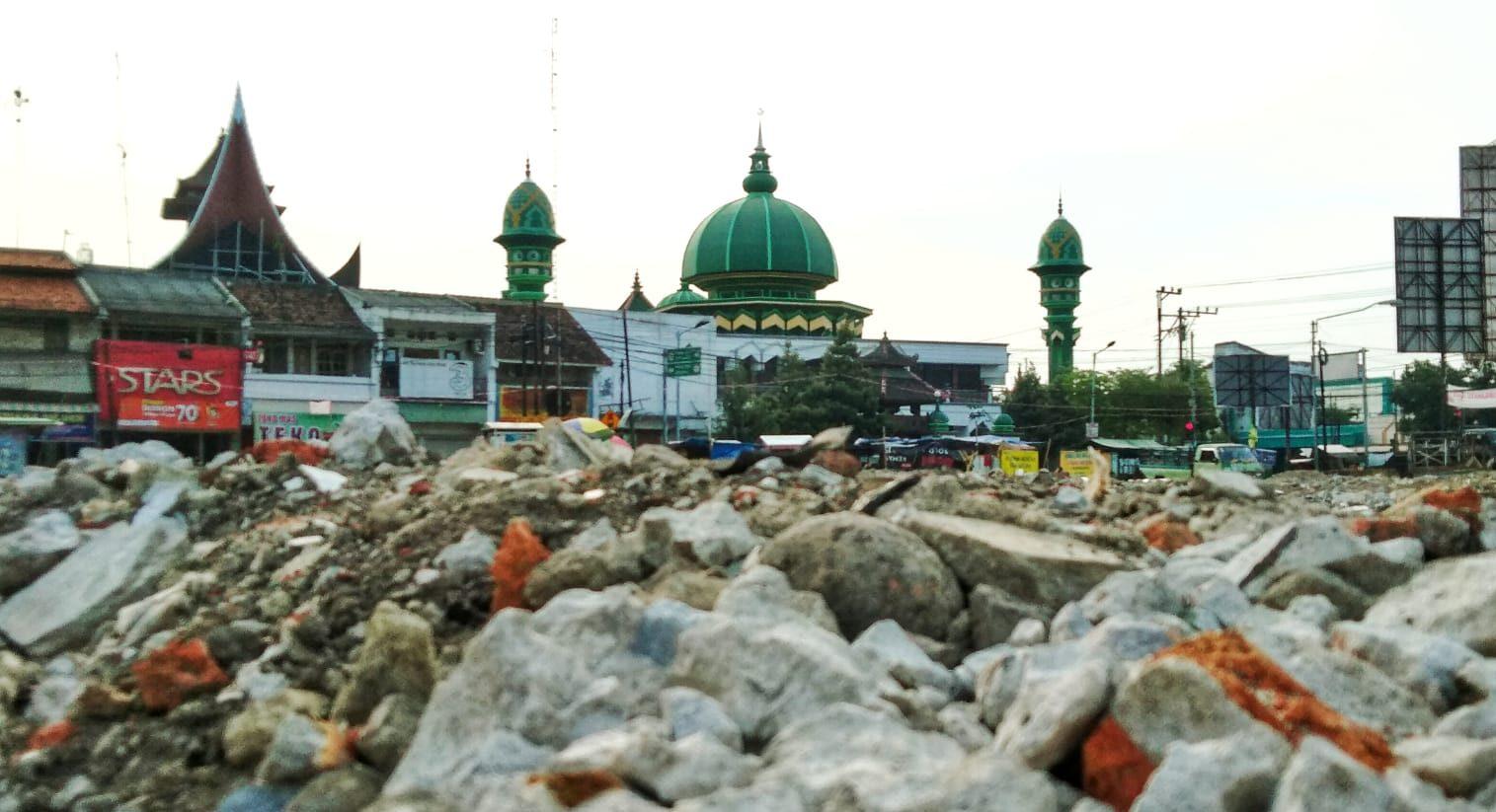 Pemenang Tender Didapat, Lasem Kota Pusaka Digarap Dari Alun-alun Lasem