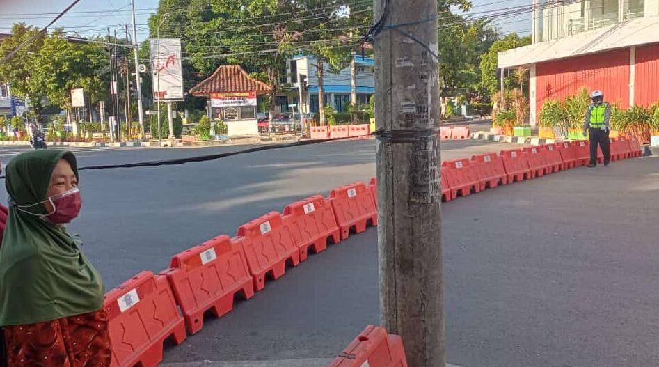 Turun Level 2, Aturan PPKM Darurat di Rembang Mulai Melonggar